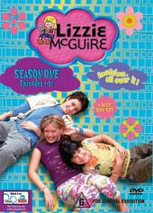 Lizzie McGuire - Season 1 Box Set (4 disc) on DVD