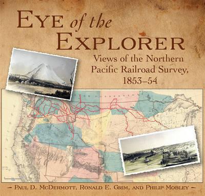 Eye of the Explorer by Paul D McDermott image