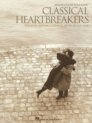 Classical Heartbreakers by Hal Leonard Publishing Corporation image