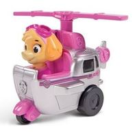 Paw Patrol: Racers - Skye with Helicopter