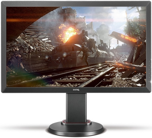 "24"" ZOWIE by BenQ Console Gaming Monitor (height adjustable) for"