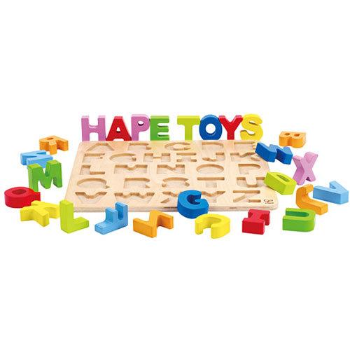 Hape: Wooden Alphabet Puzzle