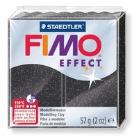Staedtler Fimo Effect Modelling Clay Block - Star Dust (56g)