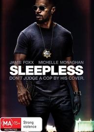 Sleepless on DVD