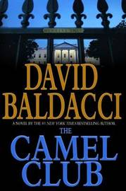 Camel Club by D Baldacci image