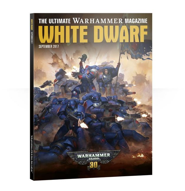 White Dwarf: September 2017