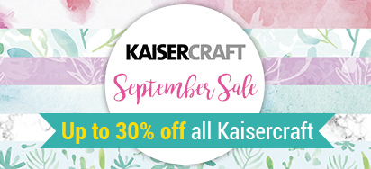 Kaisercraft on Sale!