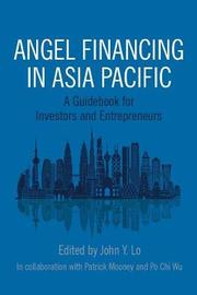 Angel Financing in Asia Pacific