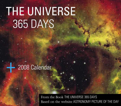 The Universe: 365 Page-a-day 2008 Box Calendar: 2008 image