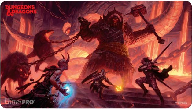 Ultra Pro: Dungeons and Dragons Fire Giant Playmat