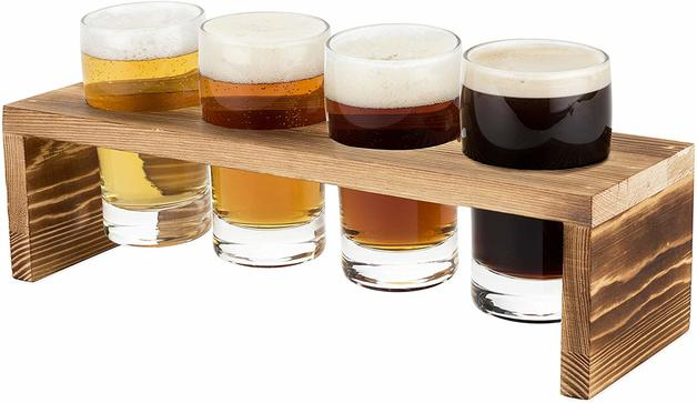 True: Ardor - Beer Flight & Glass Set