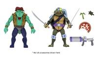 TMNT: Action Figure 2-Pack - Leatherhead & Slash image