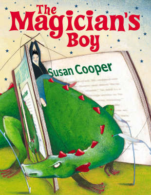 The Magician's Boy by Susan Cooper image