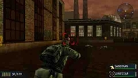 SOCOM U.S. Navy SEALs: Fireteam Bravo 2 for PSP