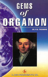 Gems of Organon by P.B. Thombre image