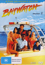 Baywatch - Season 2 (6 Disc Box Set) on DVD