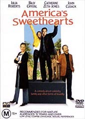 America's Sweethearts on DVD