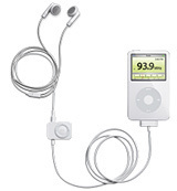 Apple - iPod Radio Remote (iPod nano & 5th Gen iPod)