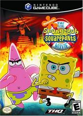 SpongeBob Squarepants: The Movie for GameCube