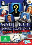 Mahjongg Investigations for PC Games