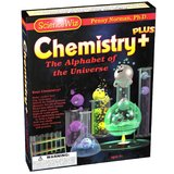 Science Wiz - Chemistry Plus Kit