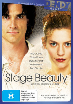 Stage Beauty on DVD