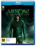 Arrow - The Complete Third Series on Blu-ray