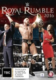 WWE: Royal Rumble 2016 on DVD