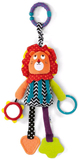 Mamas & Papas: Activity Toy Baby Play Taggie Lion