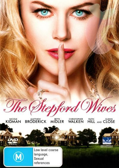 The Stepford Wives on DVD