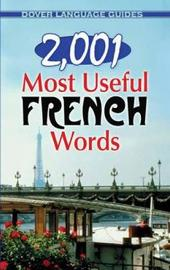 2,001 Most Useful French Words by Heather McCoy