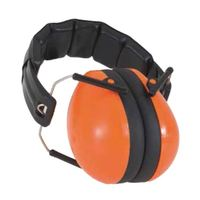 Banz Earmuffs - Orange