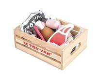 Le Toy Van: Market Crate Meat