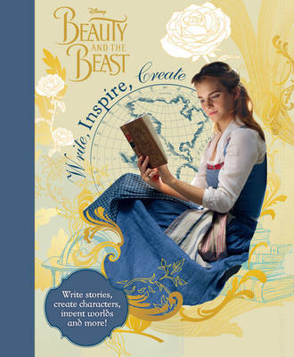 Disney Beauty and the Beast Write, Inspire, Create
