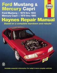 Ford Mustang & Mercury Capri (79 - 93) by Larry Warren