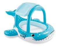 "Intex: Whale Shade - Kiddie Pool (83"" x 73"" x 43"")"