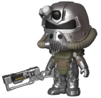 Fallout: T-51 Power Armour - 5-Star Vinyl Figure