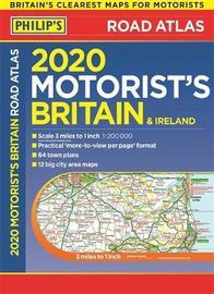 Philip's Motorist's Road Atlas Britain and Ireland by Philip's Maps