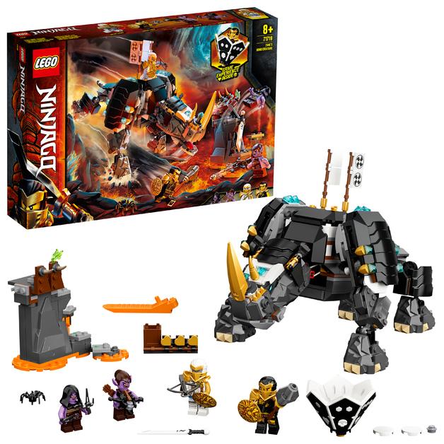 LEGO Ninjago: Zane's Mino Creature - (71719)
