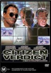 Citizen Verdict on DVD