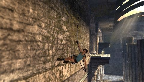 Tomb Raider 10th Anniversary (Essentials) for PSP image
