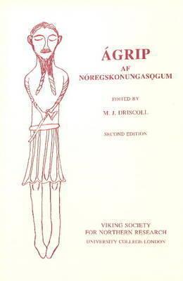 Agrip Af Noregskonungasogum by M.J. Driscoll