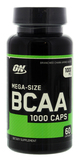 Optimum Nutrition BCAA 1000 (60 Capsules)