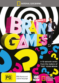 Brain Games - Season 1 on DVD