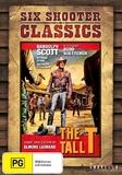 The Tall T (Six Shooter Classics) DVD