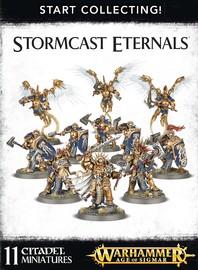Start Collecting Stormcast Eternals