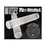 Green Stuff World Texture Rolling Pin: Pavement