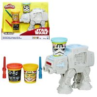 Play Doh: Star Wars - AT-AT Attack Can Heads Set