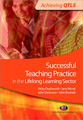 Successful Teaching Practice in the Lifelong Learning Sector by Vicky Duckworth image