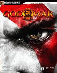 God of War III - Signature Series Strategy Guide by BradyGames image